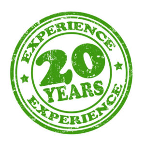 Great Garden Services in Farnborough has 20 years experience