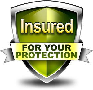 Great Garden Services is Insured for your protection